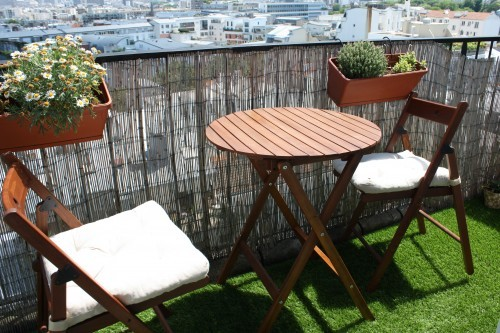 D co inspirations estivales pour votre ext rieur journal d co - Deco balcon terrasse ...