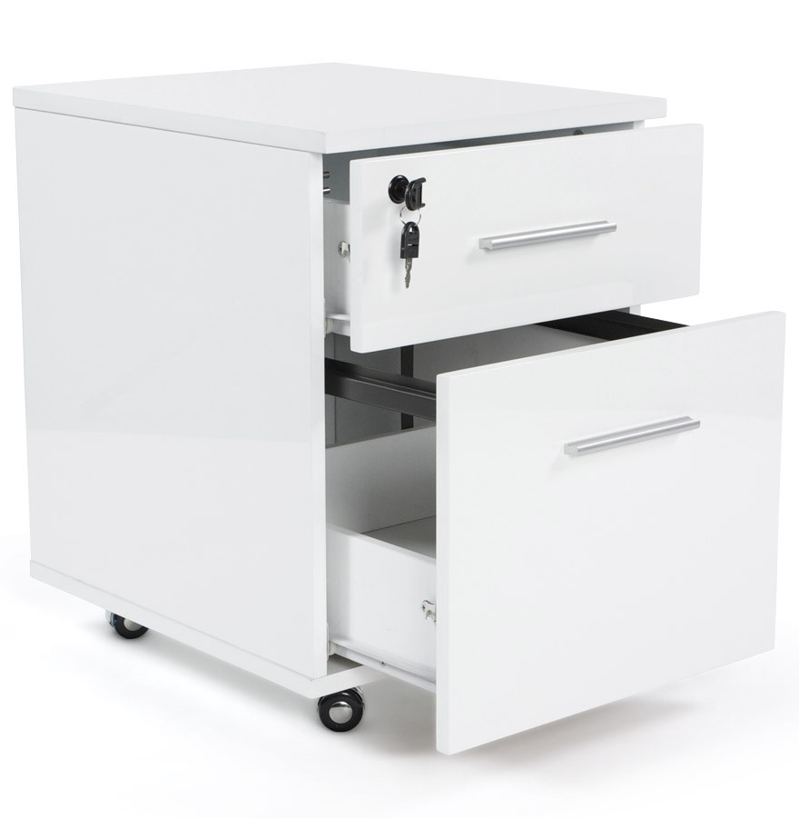 Choisir un mobilier de bureau design journal d co for Caisson de bureau