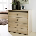 Commode en bois design